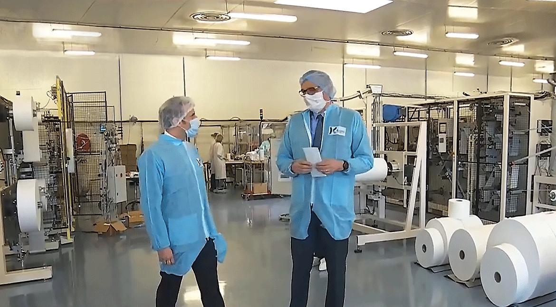 masque chirurgical kolmi